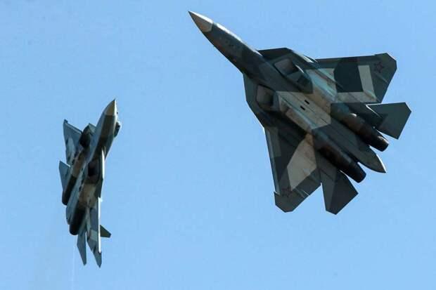 Мilitary Watch оценил испытания беспилотного Су-57