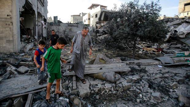 СМИ: израильско-палестинский конфликт расколол арабские государства