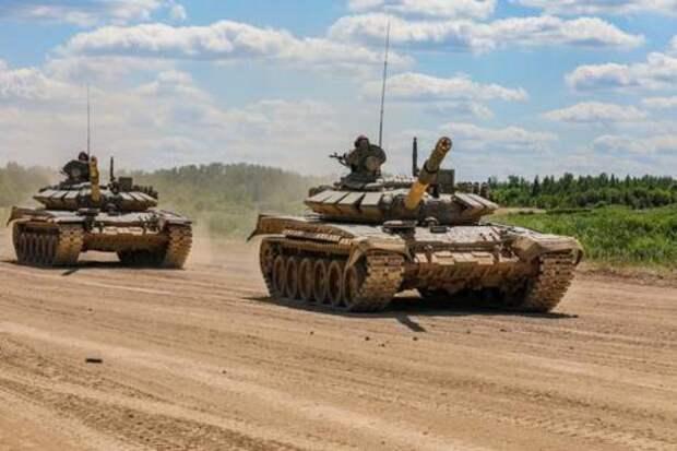 Шойгу пообещал модернизировать все танки Т-72