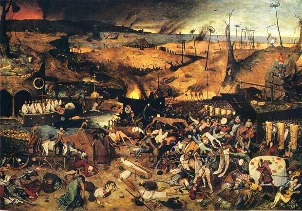 Война «глубинного государства» против человечества.