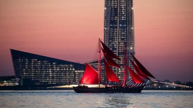 Организаторы шоу «Алые паруса – 2021» пообещали зрителям сюрпризы