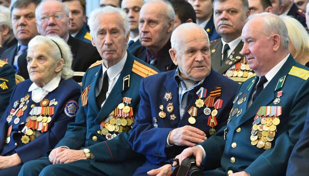 Театрализованные бригады в области поздравят каждого ветерана ВОВ с Днем Победы
