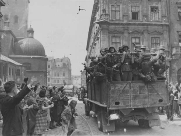 Загадки второй мировой: несостоявшихся союзников — в концлагерь