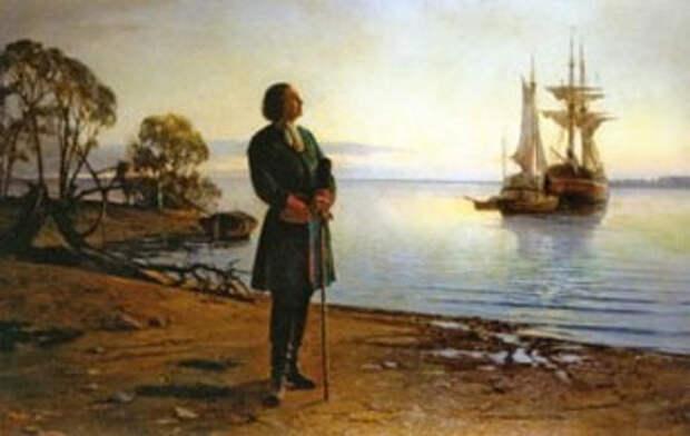 Пётр Великий: Журналы, письма и указы Петра Первого