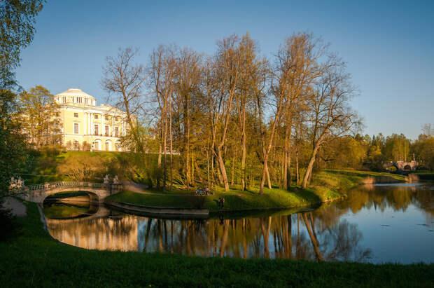 Чудеса царской резиденции в Павловске