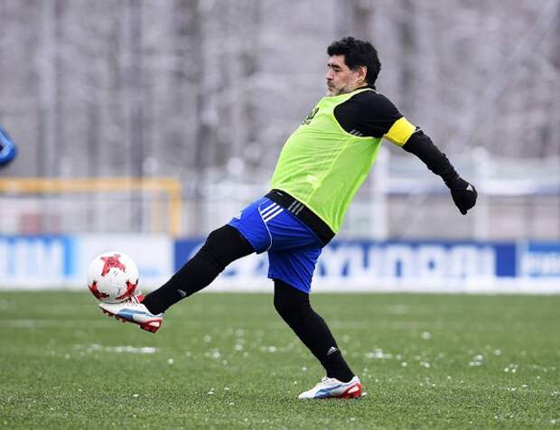 Диего Марадона. Фото: imago sportfotodienst/www.globallookpress.com