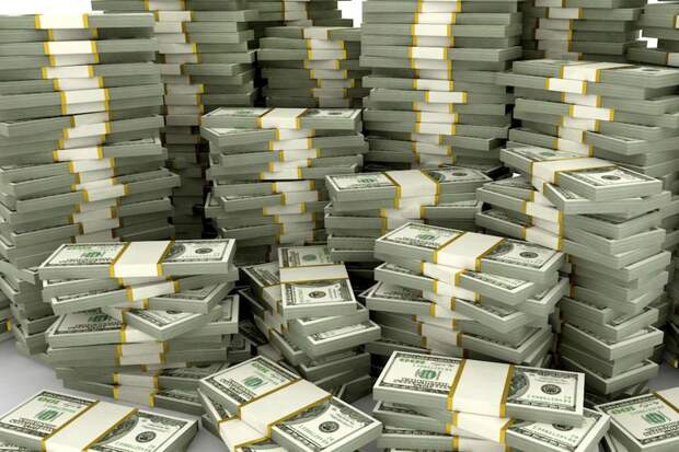 По амбарам помели, по сусекам поскребли... и наскребли миллиард долларов в бюджет.