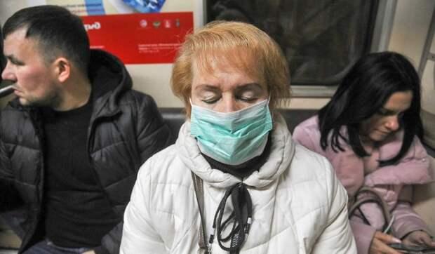 Суточный прирост больных COVID-19 россиян составил 9,8 тысячи