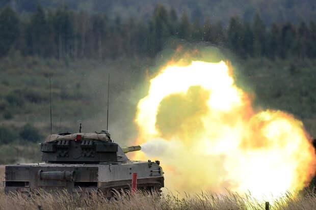 "Внутренне устройство плавающего танка ""Спрут-СДМ1"" показали на видео"