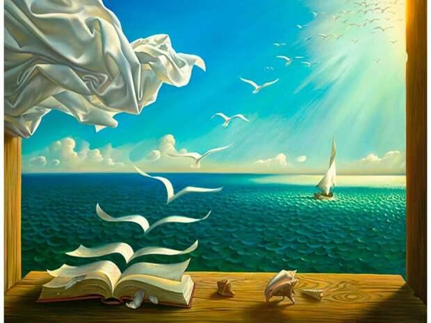 Творчество - это наслаждение. Внутренняя музыка помогает ощутить полёт в душе