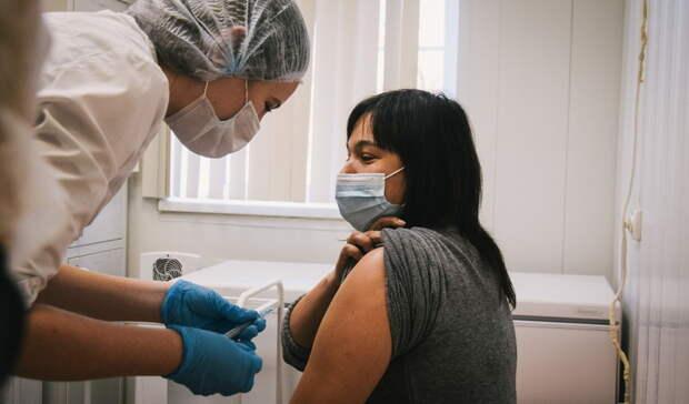 Минздрав сообщил, когда вТРЦ Оренбурга заработают прививочные пункты против COVID