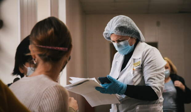 Минздрав спрогнозировал пик пандемии COVID-19 в Нижегородской области