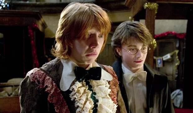 Топ-13 анекдотов про Гарри Поттера и Ко
