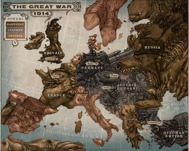Россия против Первой мировой: роль Николая II и русской дипломатии