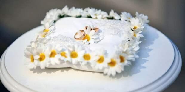 Собянин открыл реконструированный Дворец бракосочетания на Бутырской улице. Фото: М. Денисов mos.ru