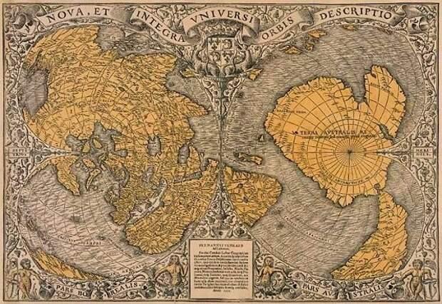 Атлантида это… Антарктида!?