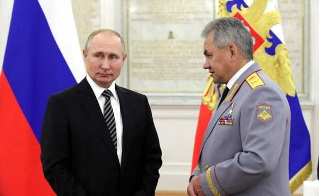 Россия внезапно ожила. Либеральному миропорядку грозит опасность