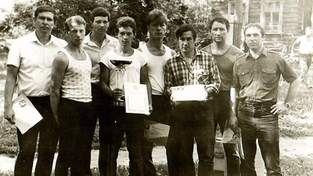 Воспоминания о службе в Пучежском РОВД в 80-е годы.