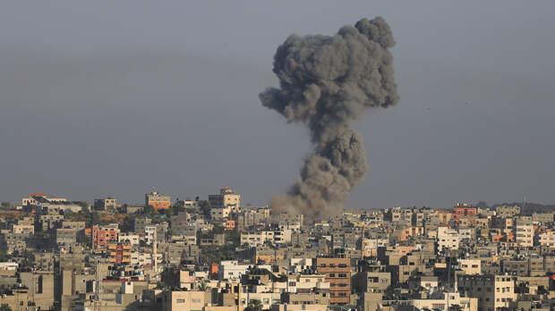 Израиль подтвердил информацию об авиаударе по высотному зданию в Газе
