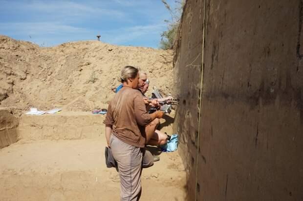 В Омской области археологи нашли кости и оружие возрастом 12 тысяч лет