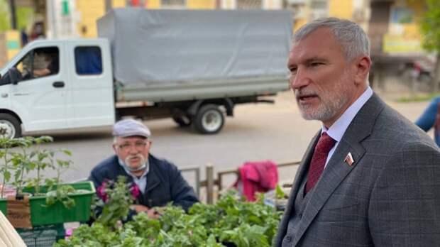 """Лидер партии """"Родина"""" отметил большой потенциал Великого Новгорода"""