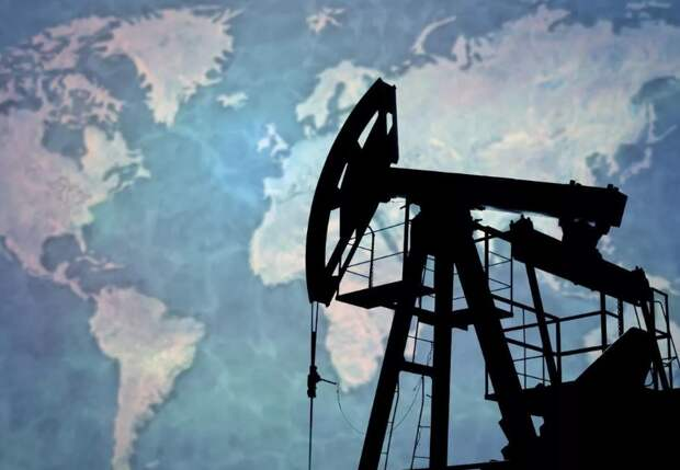 Нефть, акции