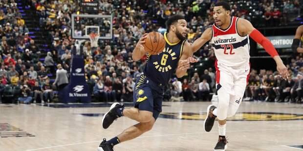 «Портленд» обыграл «Вашингтон» в матче НБА