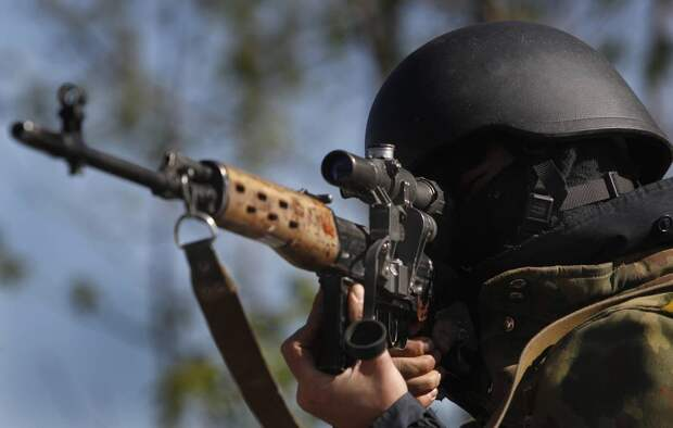НМ ЛНР: Протасевич служил снайпером в батальоне «Азов»
