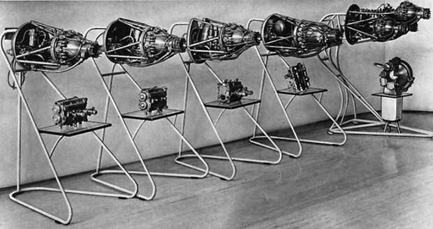 Ракетные перехватчики Королёва