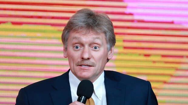 Песков рассказал, когда иностранцы смогут приезжать в РФ для вакцинирования
