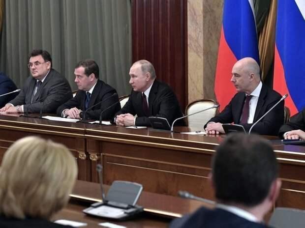 Путин разгромил чиновников за ощущения россиян