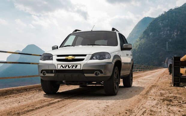 Chevrolet Niva с ABS появится у дилеров в конце января