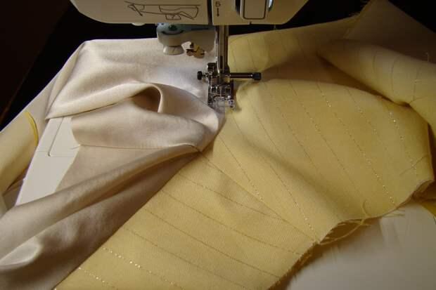 Техники шитья на подкладе 4