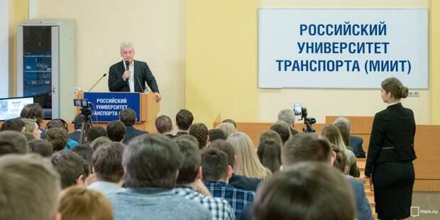 Университет транспорта на Образцова разработает собственные образовательные стандарты