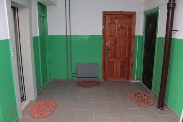 Нужен ли коврик перед входной дверью: за и против