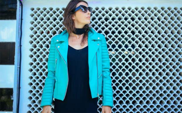 модная куртка косуха фото