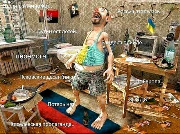 Самый русофобский и упоротый свидомый блогер ЖЖ   2015