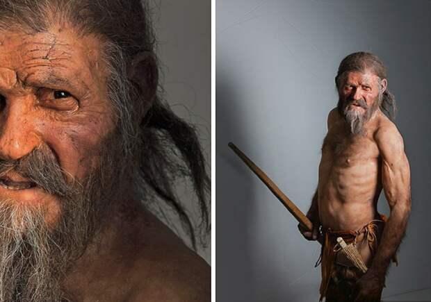 Загадки древнего европейца: 10 фактов о ледяной мумии Эци, возраст которой 5300 лет