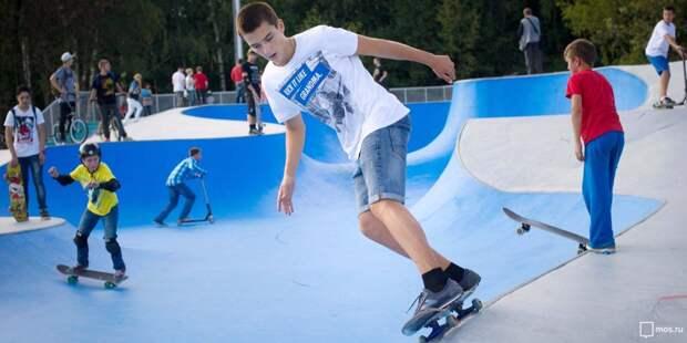 Высоту горок в скейт-парке на Берзарина увеличивать не будут — управа