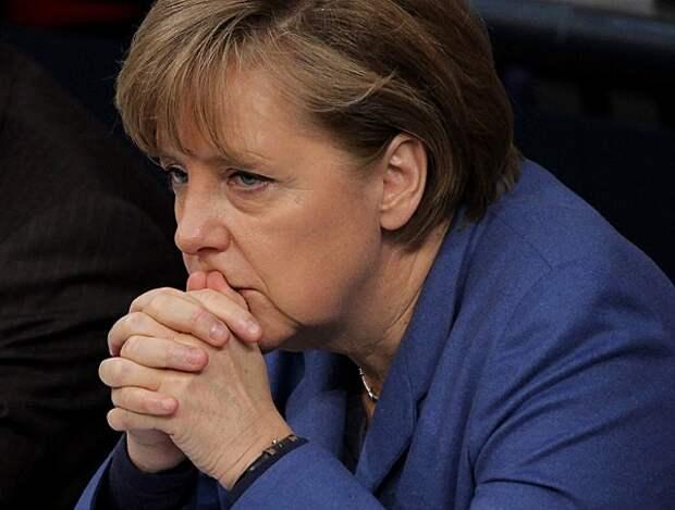Меркель Северный поток-2
