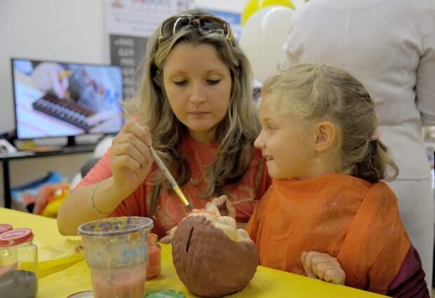 Центр помощи особенным детям в Строгине проводит набор экскурсоводов и волонтеров