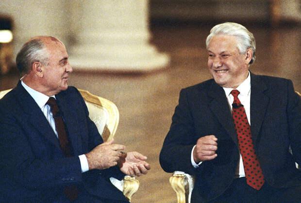 Горбачев рассказал, почему не арестовал Ельцина в 1991 году
