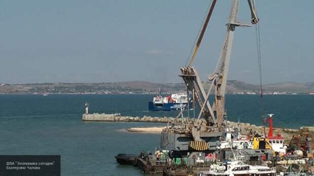 Россия закрыла проходы к побережью Крыма на фоне активности сил НАТО