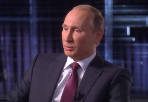 Путин: Никакого реверса нет, Украина останется без газа