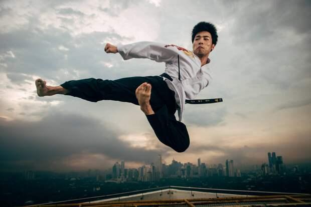 Мощные ноги: самый опасный кореец в мире