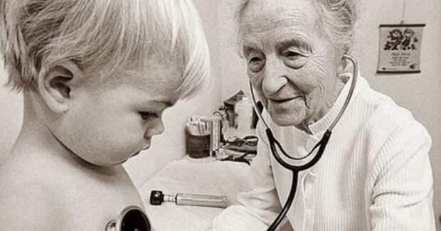 Лейла Денмарк — женщина-врач, жившая в трех столетиях, и спасшая мир от коклюша