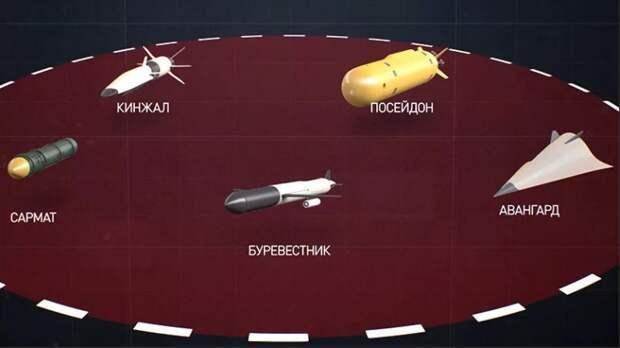 Новейшего ядерного оружия полно: Путин до поры приберёг принцип превентивного удара