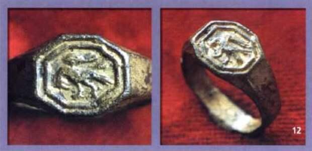 старинный русский перстень
