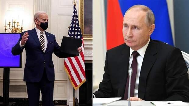 Песков призвал не гадать о месте встречи Путина и Байдена