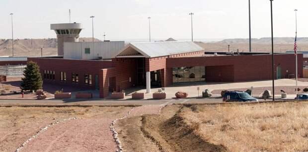 Самая охраняемая тюрьма Америки